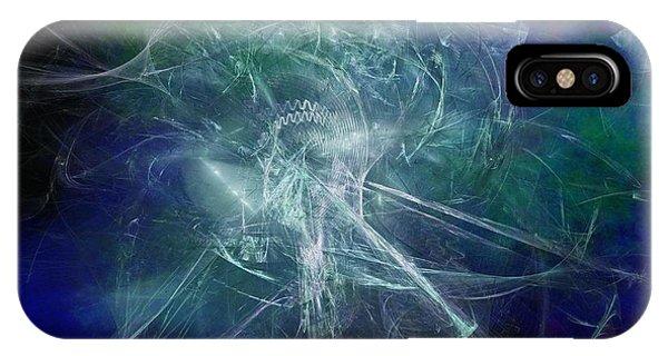 Aeon Of The Celestials IPhone Case