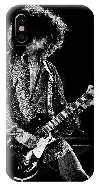 Steven Tyler iPhone Case - Aerosmith-94-joe-1212 by Gary Gingrich Galleries