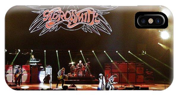 Steven Tyler iPhone Case - Aerosmith by Debra Farrey