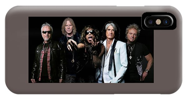 Aerosmith IPhone Case