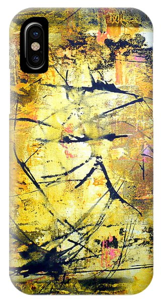 Aforethought Abstract IPhone Case