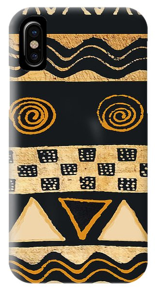 African Memories IPhone Case