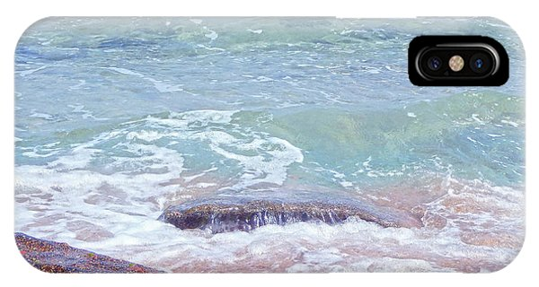 African Seashore IPhone Case