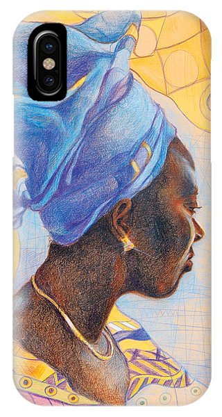 African Secession IPhone Case