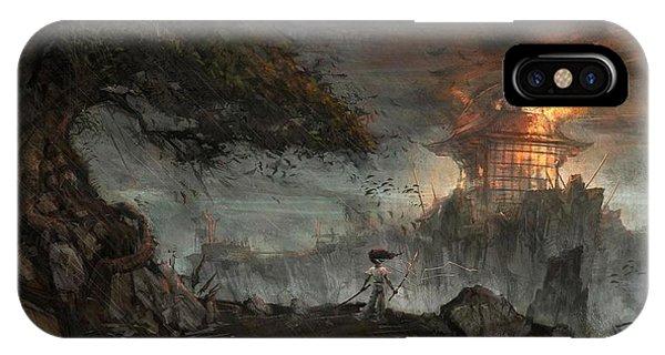 Afro Samurai Resurrection IPhone Case