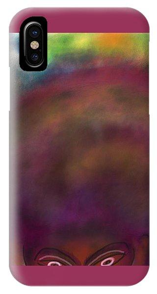 Afrod 1 IPhone Case
