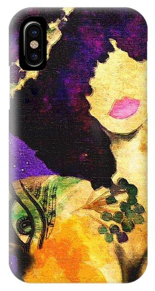 Afrotood IPhone Case