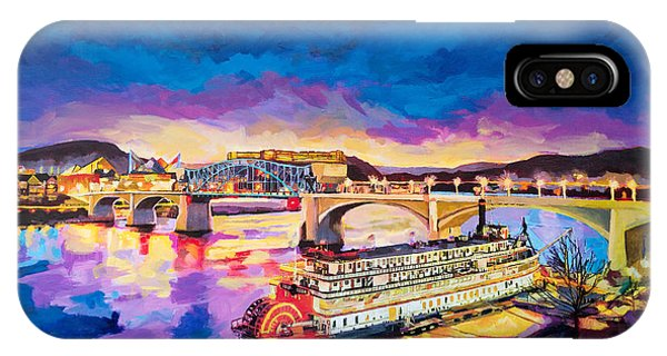After Dusk Painting IPhone Case