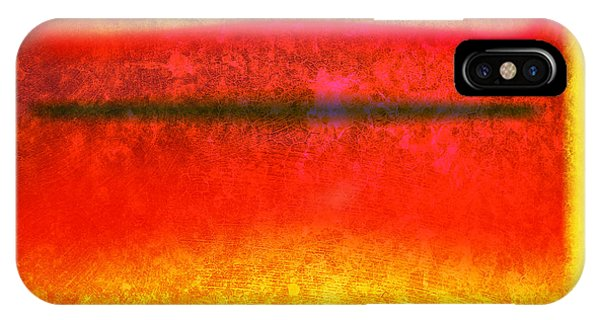 After Rothko 8 IPhone Case