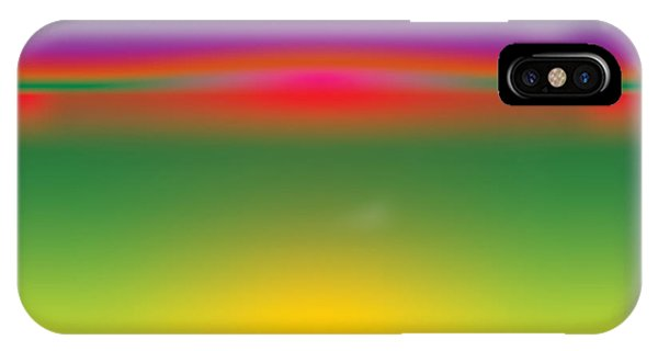 Vector iPhone Case - After Rothko Abstract 2 by Gary Grayson