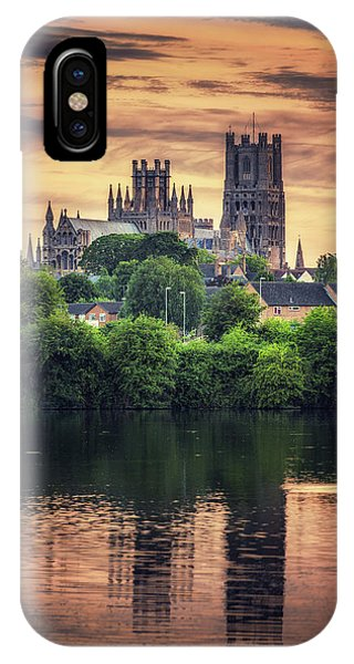 IPhone Case featuring the photograph After Sunset by James Billings