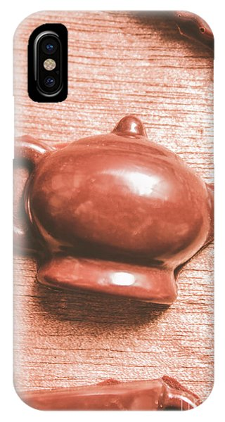 Kettles iPhone Case - After Tea Confection by Jorgo Photography - Wall Art Gallery