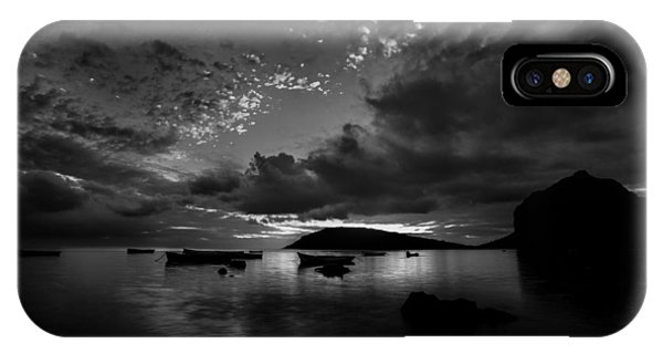 IPhone Case featuring the photograph After The Day The Night Shall Come by Julian Cook