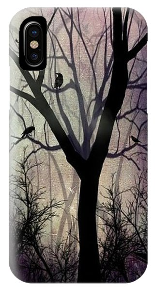 After Twilight Phone Case by Charlene Zatloukal