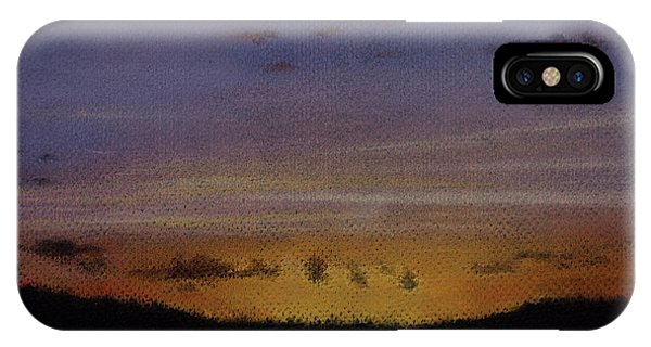Afterglow IPhone Case