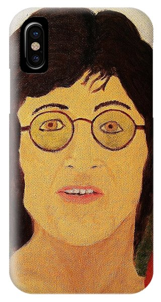 Afterlife Concerto John Lennon IPhone Case