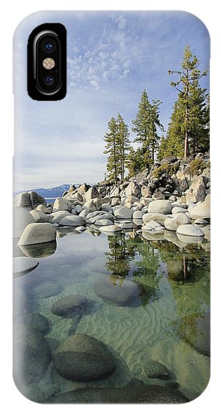 IPhone Case featuring the photograph Afternoon Dream by Sean Sarsfield
