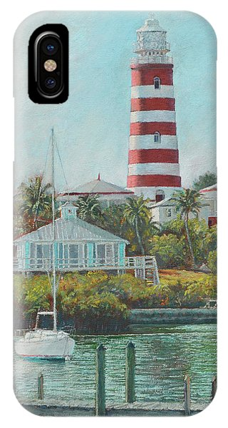 Afternoon In Hope Town IPhone Case