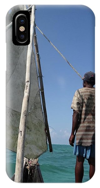 Afternoon Sailing In Africa IPhone Case