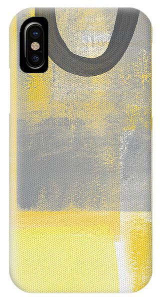 Geometric iPhone Case - Afternoon Sun And Shade by Linda Woods