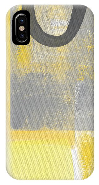 Sun iPhone Case - Afternoon Sun And Shade by Linda Woods