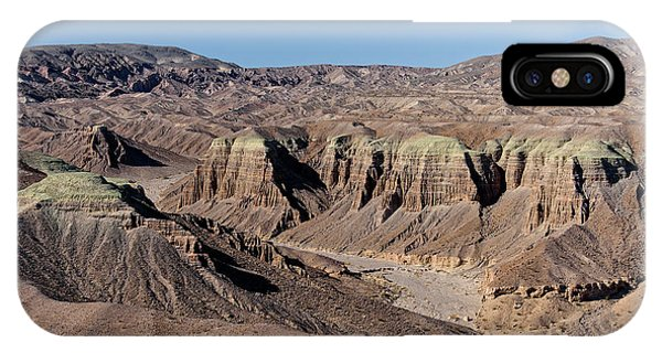 IPhone Case featuring the photograph Afton Canyon by Jim Thompson