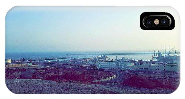 iPhone Case - Agadir Nature by Hassan Boumhi