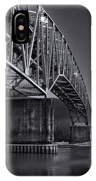 Agassiz-rosedale Bridge IPhone Case