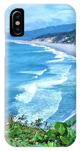 Agate Beach IPhone Case
