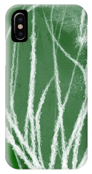 Nature Abstract iPhone Case - Agave- Abstract Art By Linda Woods by Linda Woods