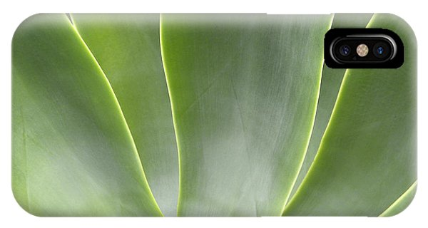Agave Leaves IPhone Case