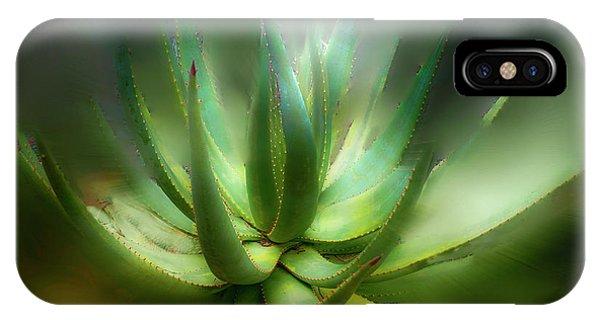 Agave Sunrise IPhone Case