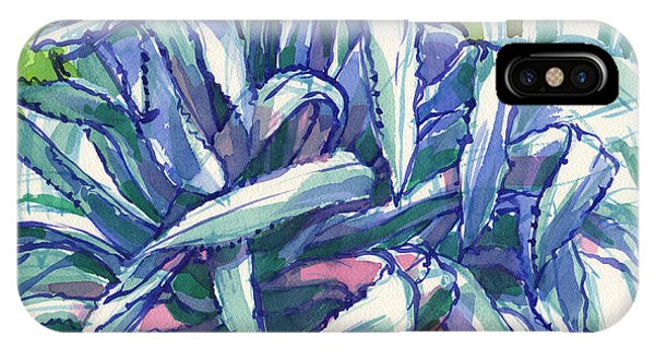 Agave Tangle IPhone Case