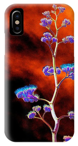 Agave Through Tequila Eyes IPhone Case