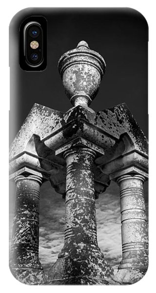 Aged Stone And Sky IPhone Case