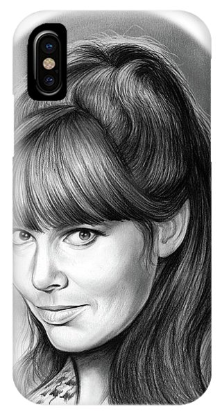 Barbara iPhone Case - Agent 99 by Greg Joens