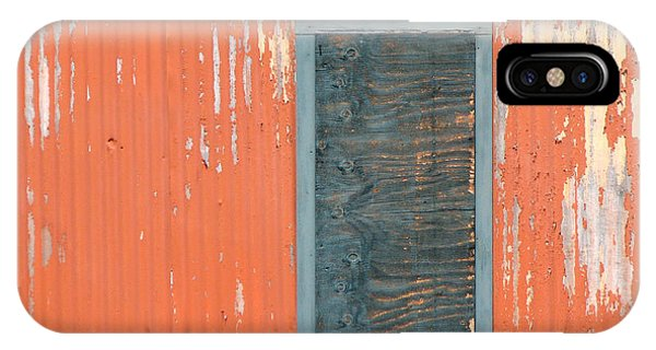 Aging Contrasts IPhone Case