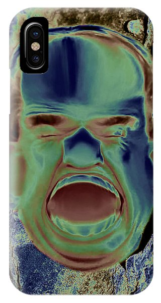 Agony And Misery IPhone Case