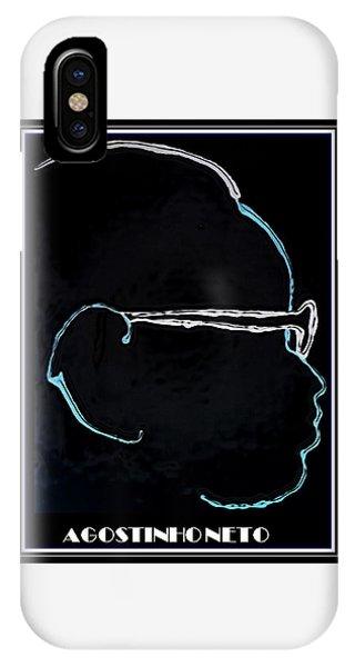 Agostinho Neto IPhone Case