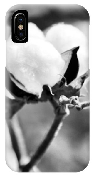 Agriculture- Cotton 2 IPhone Case