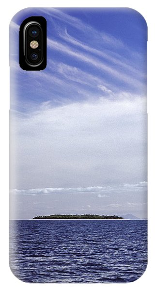 Ahoy Bounty Island Resort IPhone Case