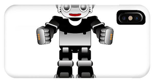 iPhone Case - Ai Robot by Moto-hal