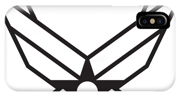 Air Force Logo IPhone Case