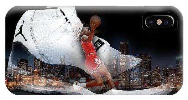 Air Jordan Chicago IPhone Case