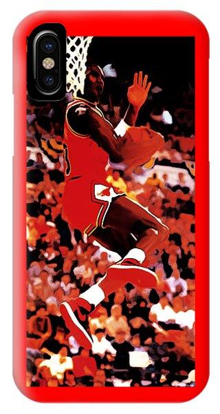Air Jordan Cradle Dunk IPhone Case