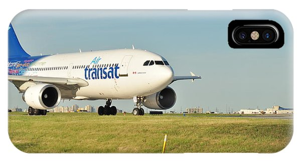 Air Transat IPhone Case