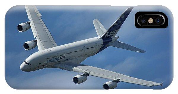 Airbus A380 IPhone Case