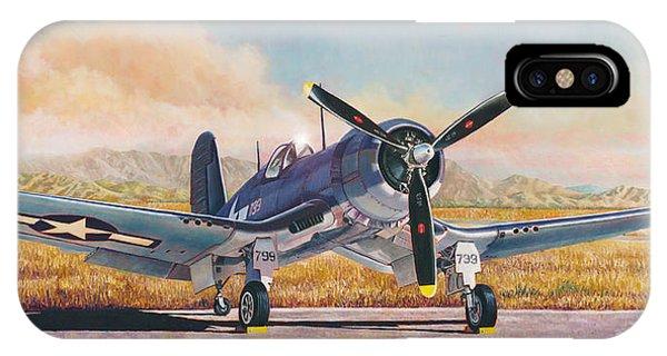 Airshow Corsair IPhone Case