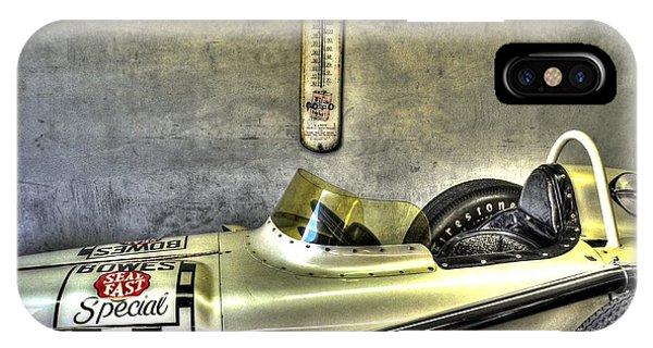 Aj Foyt 1961 Roadster IPhone Case