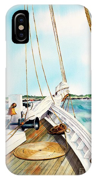 A.j. Meerwald-coming Home IPhone Case